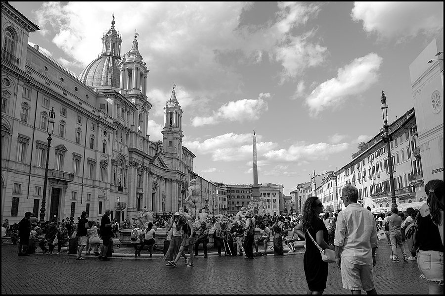 Roma Piazza Navona | LENS MODEL NOT SET <br> Click image for more details, Click <b>X</b> on top right of image to close