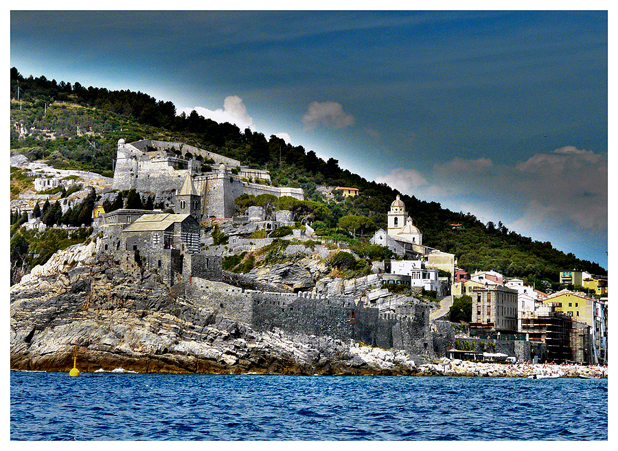 Porto Venere | LENS MODEL NOT SET <br> Click image for more details, Click <b>X</b> on top right of image to close