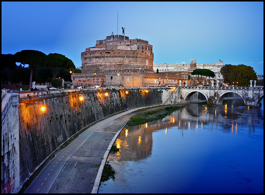CAstel Sant'Angelo | LENS MODEL NOT SET <br> Click image for more details, Click <b>X</b> on top right of image to close