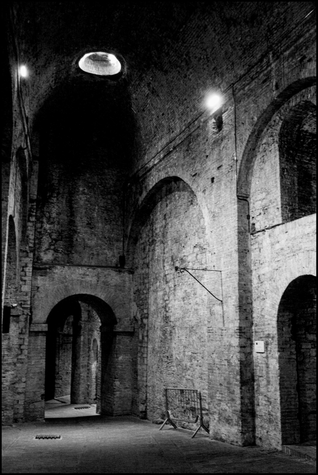 Perugia: resti della Rocca Paolina 2 | LENS MODEL NOT SET <br> Click image for more details, Click <b>X</b> on top right of image to close