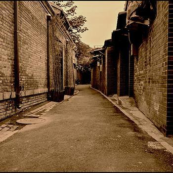 Old Beijing: Hutong's district | LENS MODEL NOT SET <br> Click image for more details, Click <b>X</b> on top right of image to close