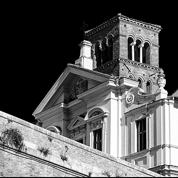 Basilica San Bartolomeo all'Isola, Roma | CANON EF 24-70MM F/4L IS USM