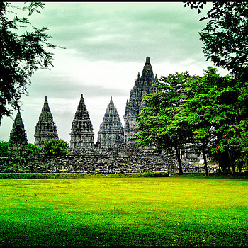 Prambanan Temples | LENS MODEL NOT SET <br> Click image for more details, Click <b>X</b> on top right of image to close