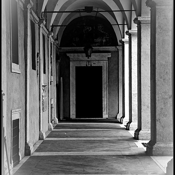 Chiostro del Bramante | LENS MODEL NOT SET <br> Click image for more details, Click <b>X</b> on top right of image to close