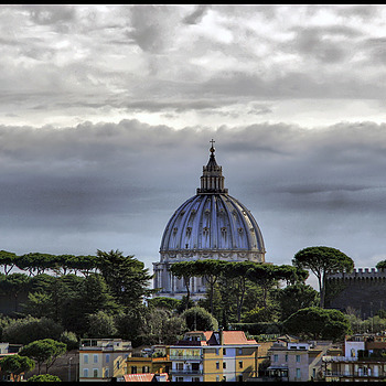 The Sky of Rome | LENS MODEL NOT SET <br> Click image for more details, Click <b>X</b> on top right of image to close