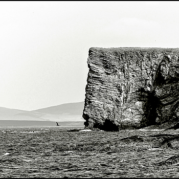 Cliffs of Orkney islands | DC VARIO-ELMARIT 1:2.8/4.5-108 ASPH <br> Click image for more details, Click <b>X</b> on top right of image to close