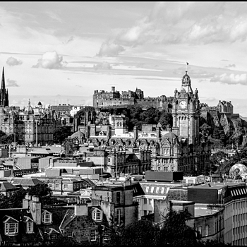 Edinburgh the Castle | DC VARIO-ELMARIT 1:2.8/4.5-108 ASPH <br> Click image for more details, Click <b>X</b> on top right of image to close
