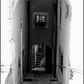 Up and down by the alleys of Barrea | DC VARIO-ELMARIT 1:2.8/4.5-108 ASPH <br> Click image for more details, Click <b>X</b> on top right of image to close