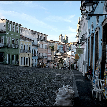 Salvador da Bahia: Largo do Pelourinho | LENS MODEL NOT SET <br> Click image for more details, Click <b>X</b> on top right of image to close