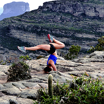 Exercise exercises on the summit of Morro do Pai Inácio | DC VARIO-ELMARIT 1:2.8/4.5-108 ASPH <br> Click image for more details, Click <b>X</b> on top right of image to close