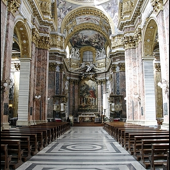 Basilica of S. Ambrogio and Carlo al Corso | LENS MODEL NOT SET <br> Click image for more details, Click <b>X</b> on top right of image to close