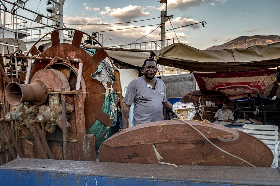 Sudanese Capitan  | 28.0 MM F/1.7 <br> Click image for more details, Click <b>X</b> on top right of image to close