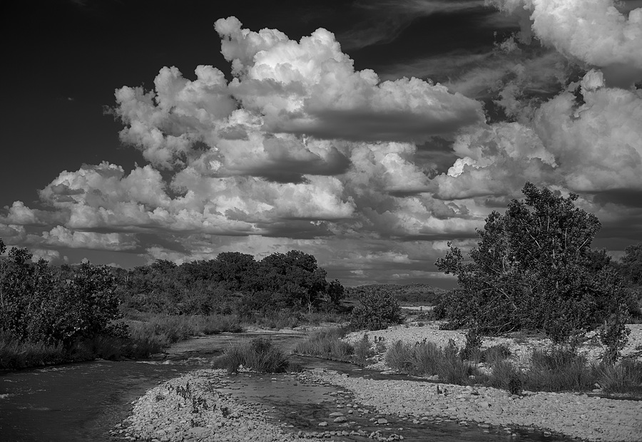Llano River Beef Trail crossing | LEICA SUMMILUX-M 1:1.4/50 ASPH <br> Click image for more details, Click <b>X</b> on top right of image to close