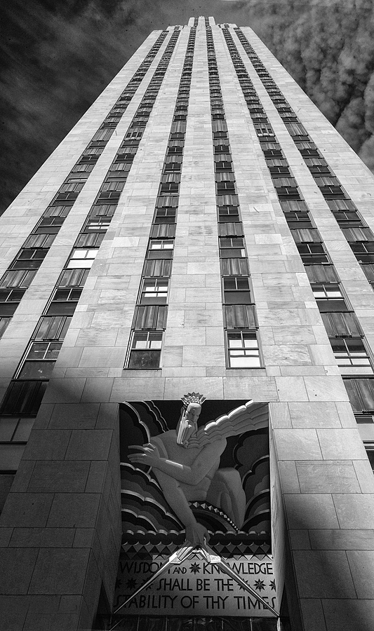 Rockefeller Center | LEICA 28MM SUMMILUX F1.7 AF <br> Click image for more details, Click <b>X</b> on top right of image to close