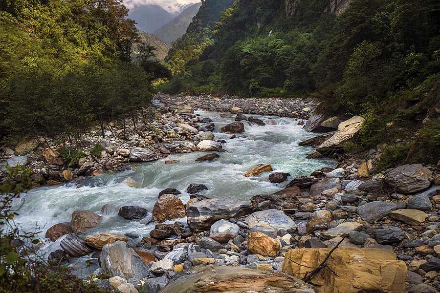 Himalayan river | LEICA 28MM SUMMILUX F1.7 AF <br> Click image for more details, Click <b>X</b> on top right of image to close