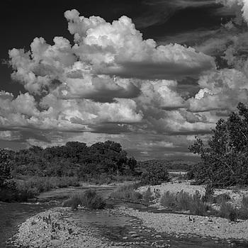 Llano River Beef Trail crossing | SUMMILUX-M 1:1.4/50 ASPH.
