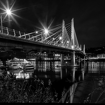 Tilikum Crossing bridge | ZEISS ZM BIOGON T* F2.8 21MM <br> Click image for more details, Click <b>X</b> on top right of image to close