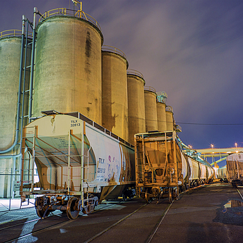 Cement cars | ZEISS ZM BIOGON T* F2.8 21MM <br> Click image for more details, Click <b>X</b> on top right of image to close