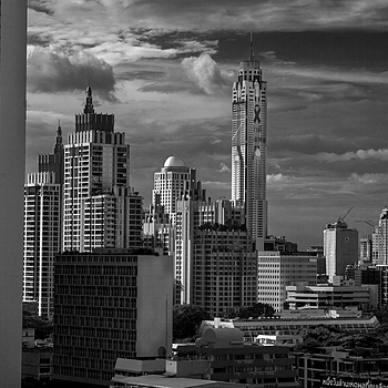 Bangkok skyline | LEICA APO-SUMMICRON 90MM F2 ASPH <br> Click image for more details, Click <b>X</b> on top right of image to close