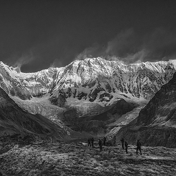 Annapurna base camp | LEICA 28MM SUMMILUX F1.7 AF <br> Click image for more details, Click <b>X</b> on top right of image to close