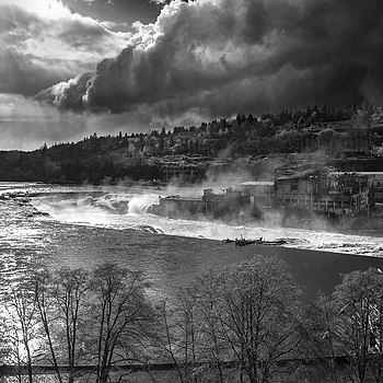 Willamette falls clearing | ZEISS ZM BIOGON T* F2.8 21MM <br> Click image for more details, Click <b>X</b> on top right of image to close