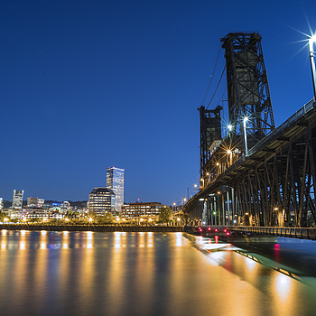 Steel Bridge | ZEISS ZM BIOGON T* F2.8 21MM <br> Click image for more details, Click <b>X</b> on top right of image to close