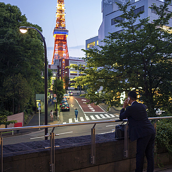 Tokyo Tower | ZEISS ZM BIOGON T* F2.8 28MM <br> Click image for more details, Click <b>X</b> on top right of image to close