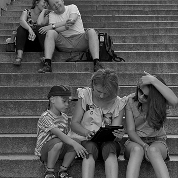 Prague steps | SUMMILUX-M 1:1.4/50 ASPH <br> Click image for more details, Click <b>X</b> on top right of image to close