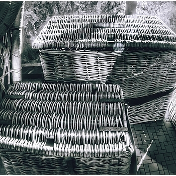 Baskets | LEICA 16MM F/2.8 FISHEYE ELMARIT 1970