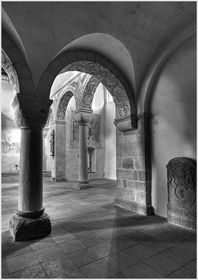 "Kloster Bursfelde - ""Westkirche"" 