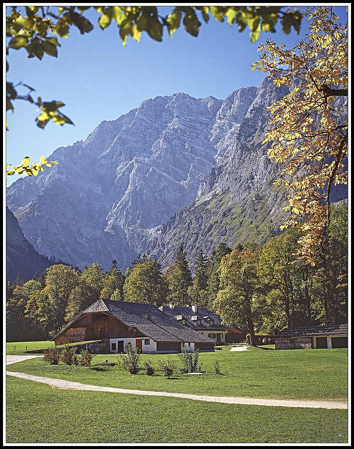 Koenigssee/St.Bartholomae  -  Watzmann Ostwand | LENS MODEL NOT SET <br> Click image for more details, Click <b>X</b> on top right of image to close