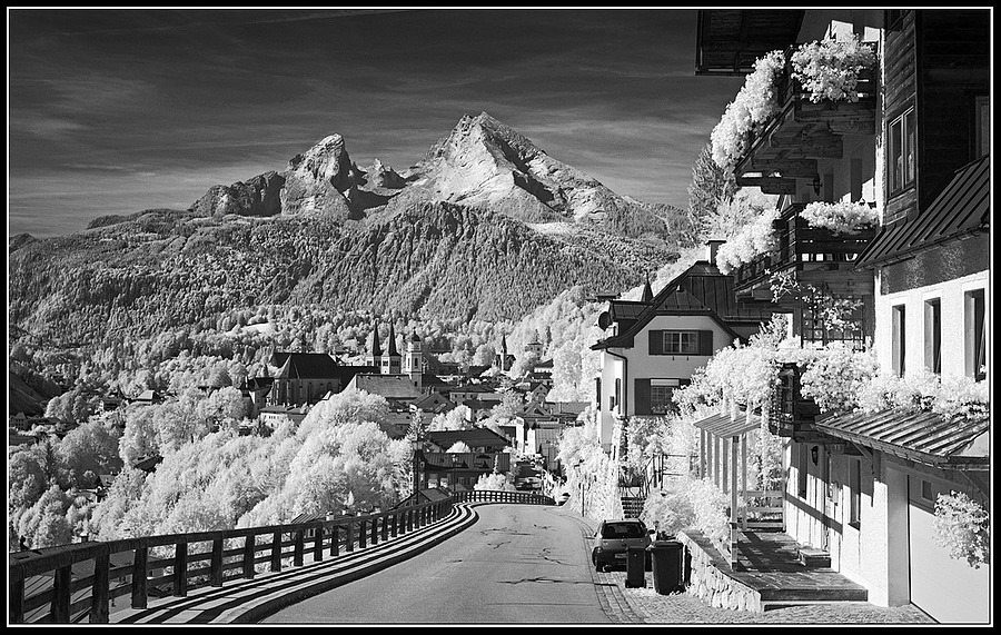 Berchtesgaden und Watzmann Bergmassiv | LEICA SUMMICRON 35MM F2 1ST VERSION <br> Click image for more details, Click <b>X</b> on top right of image to close
