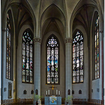 Johannis-Church Goettingen Germany | LEICA ELMAR 24MM F3.8 ASPH <br> Click image for more details, Click <b>X</b> on top right of image to close
