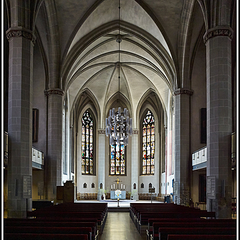 St. Johannis-Church, Goettingen | LEICA ELMAR 24MM F3.8 ASPH <br> Click image for more details, Click <b>X</b> on top right of image to close
