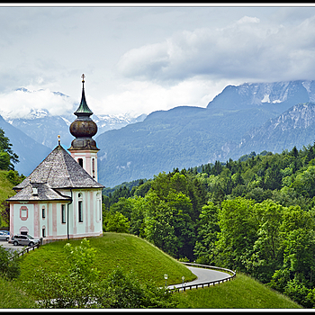 "Church ""Maria Gern"" - Berchtesgaden/Bavaria 