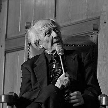 Zygmunt Bauman | LEICA TELE-ELMARIT 90MM F2.8 (SLIM) <br> Click image for more details, Click <b>X</b> on top right of image to close