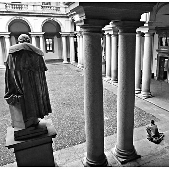 Milano, Accademia di Brera | DG VARIO-ELMARIT 25-125MM F2.8-5.9 <br> Click image for more details, Click <b>X</b> on top right of image to close