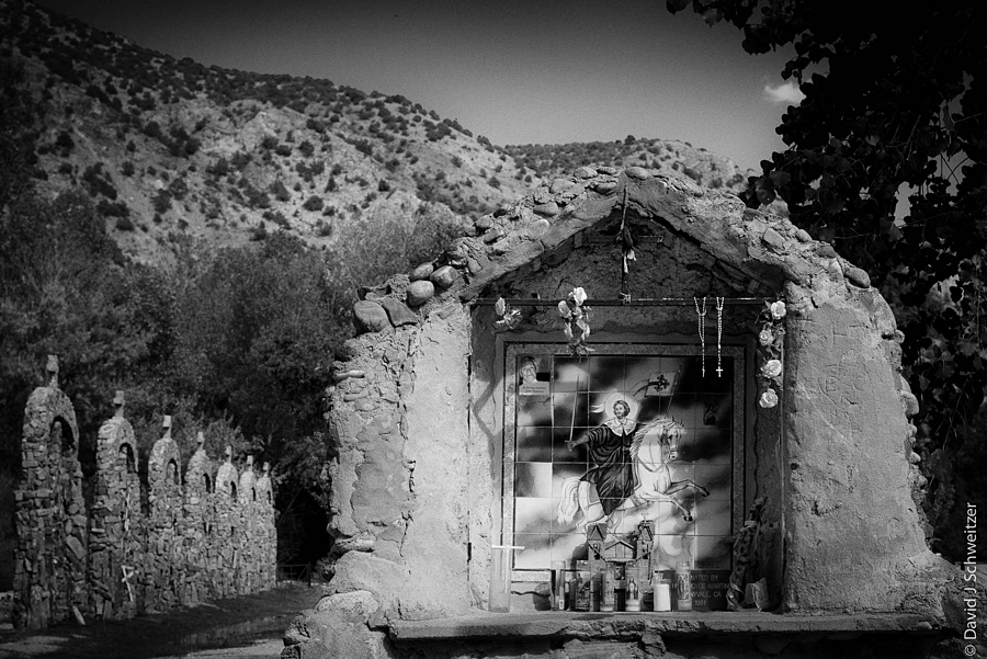 Shrine at Chimayo | LEICA SUMMICRON 50MM F2 <br> Click image for more details, Click <b>X</b> on top right of image to close