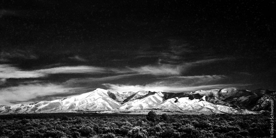 Taos Range | LEICA SUMMICRON 35MM F2. <br> Click image for more details, Click <b>X</b> on top right of image to close