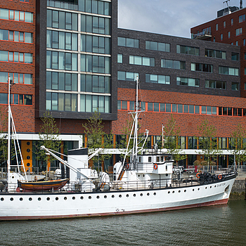 Castor in Rijnhaven, Rotterdam | LEICA SUMMILUX 35MM F1.4 ASPH <br> Click image for more details, Click <b>X</b> on top right of image to close