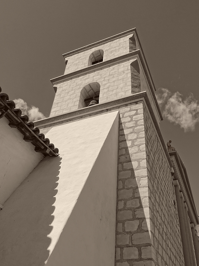 Santa Barbara Mission | LENS MODEL NOT SET <br> Click image for more details, Click <b>X</b> on top right of image to close