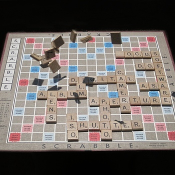 Photo Scrabble | LENS MODEL NOT SET <br> Click image for more details, Click <b>X</b> on top right of image to close