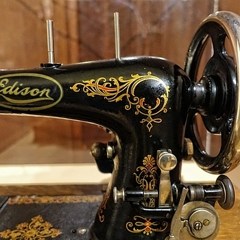 Sewing Machine | LENS MODEL NOT SET