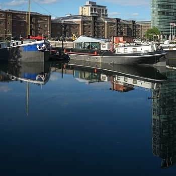 West India Quay Moorings | LEICA ELMARIT 28MM F2.8 ASPH <br> Click image for more details, Click <b>X</b> on top right of image to close