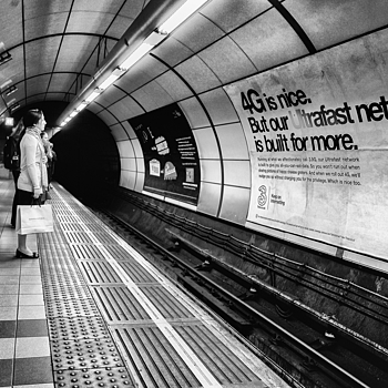 Waiting Underground | ZEISS ZM BIOGON T* F2.8 21MM <br> Click image for more details, Click <b>X</b> on top right of image to close