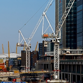 Building Up West India Quay | LEICA SUMMICRON 50MM F2 <br> Click image for more details, Click <b>X</b> on top right of image to close