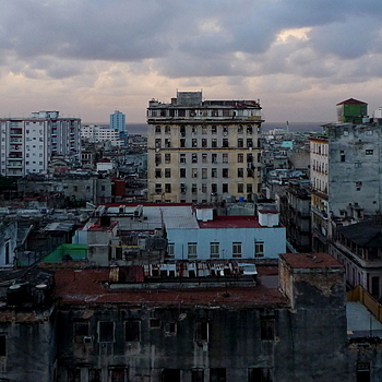 Barrio Colon, Havana, November 2013. | LENS MODEL NOT SET
