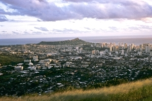 Hawaii Oahu/Diamond Head