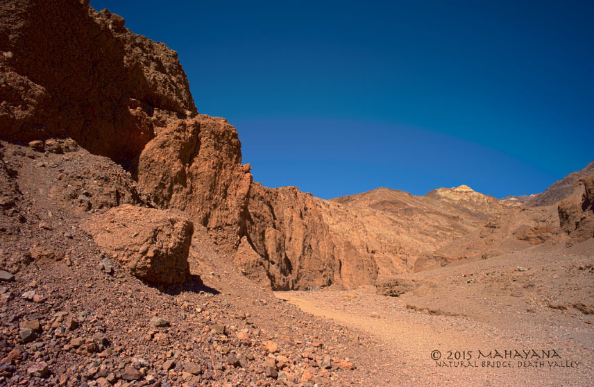 natural bridge, death valley | LENS MODEL NOT SET <br> Click image for more details, Click <b>X</b> on top right of image to close