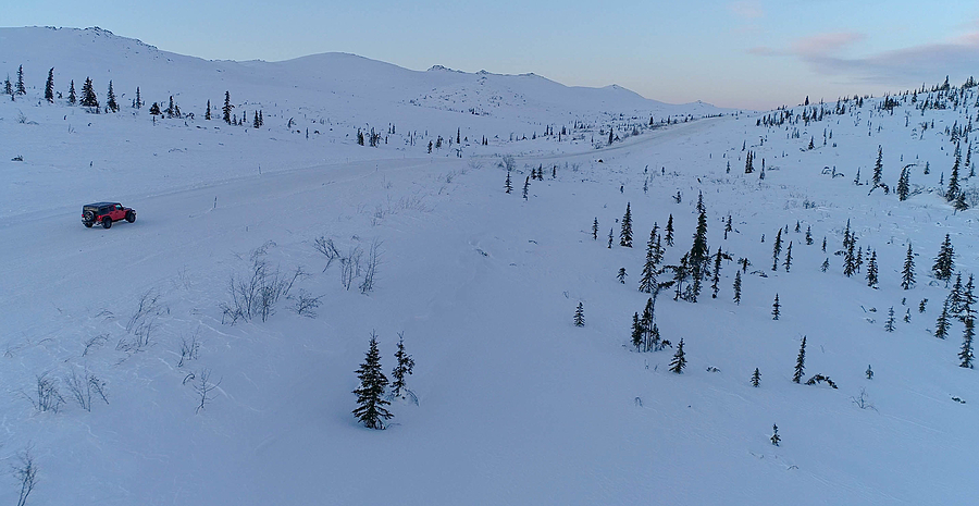 Finger MT. near Arctic Circle in Alaska | LENS MODEL NOT SET <br> Click image for more details, Click <b>X</b> on top right of image to close
